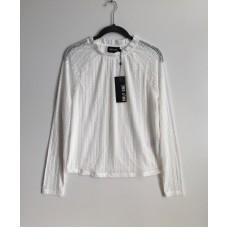Блуза  Only one MBF. 00000003 38 М Белая