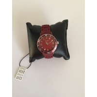 Часы женские Pilgrim Danish Desing цвет бордовый  (701736310)