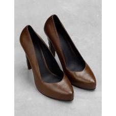Туфли & Other Stories 00000067 40 коричневый  цвет