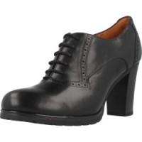 Туфли Geox женские 00000028 37 чёрные  модель D TRISH ABX Q-SMO.LEA D34Y1Q