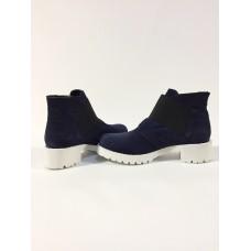 Жіночі черевики Bianco 000000267 38 синій