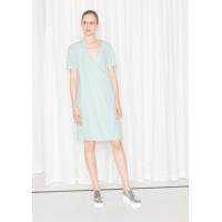 Сукня & Other Stories Літній 00000054 36 S зелений колір