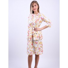 Платье Vero Moda 10197129 XL Белое  (10000000186)