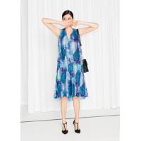 Платье & Other Stories  00000071 38 M потрясающей расцветки